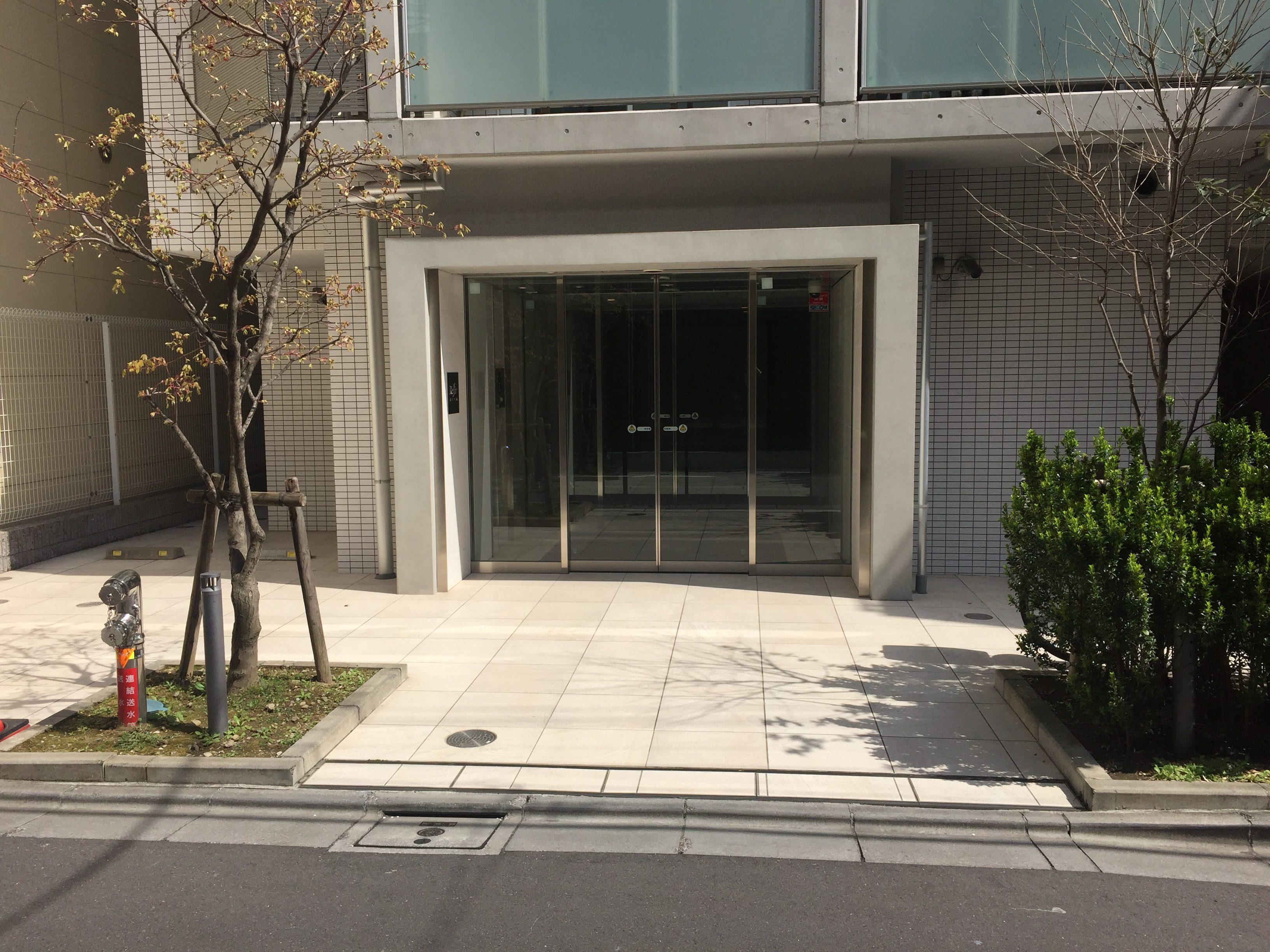 月極駐車場 ドゥーエ三田の写真1