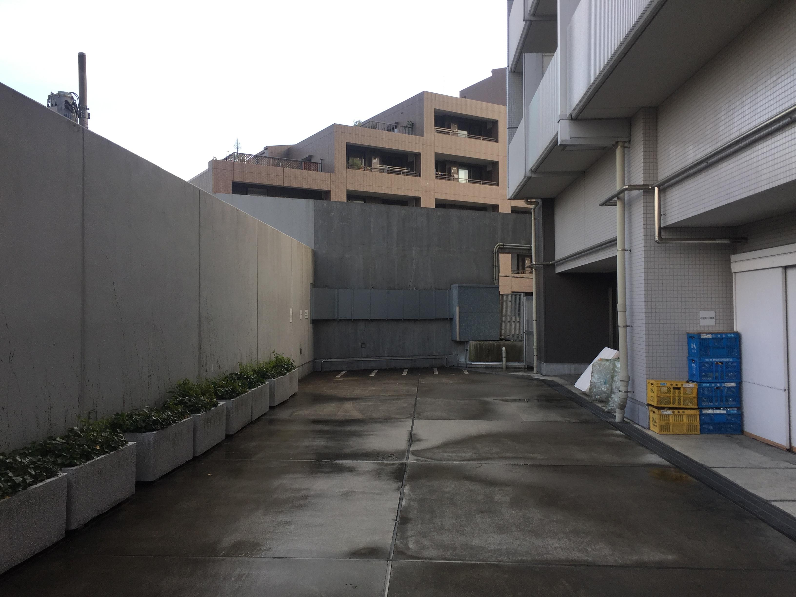 月極駐車場 BPRレジデンス三田伊皿子坂の写真1