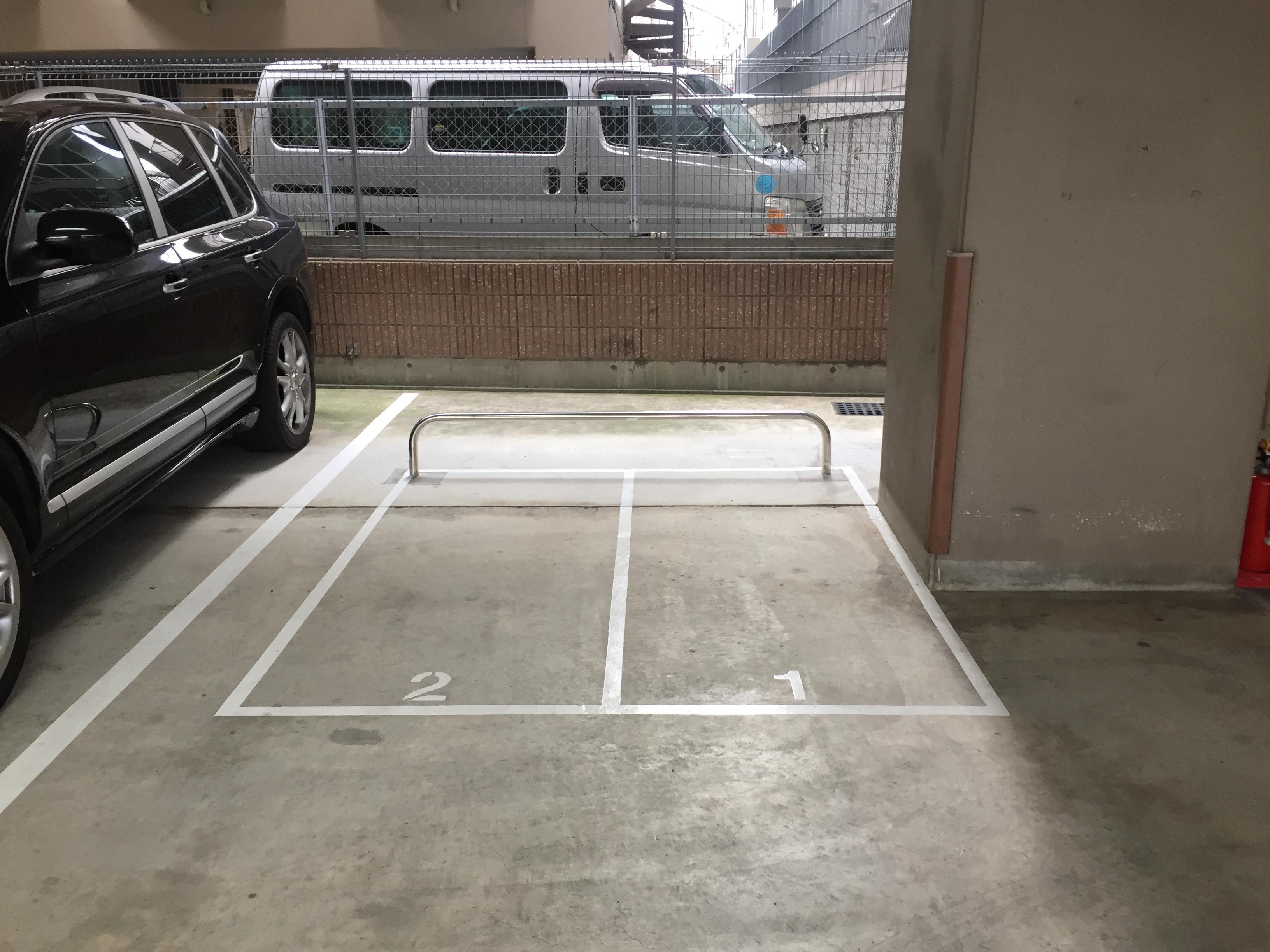 月極駐車場 アブレスト桜川の写真1