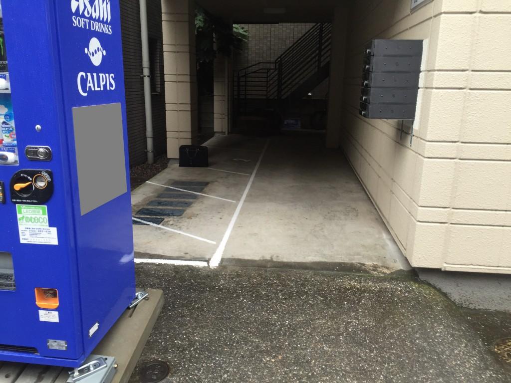 月極駐車場 Brilliant Apartment OJIの写真1