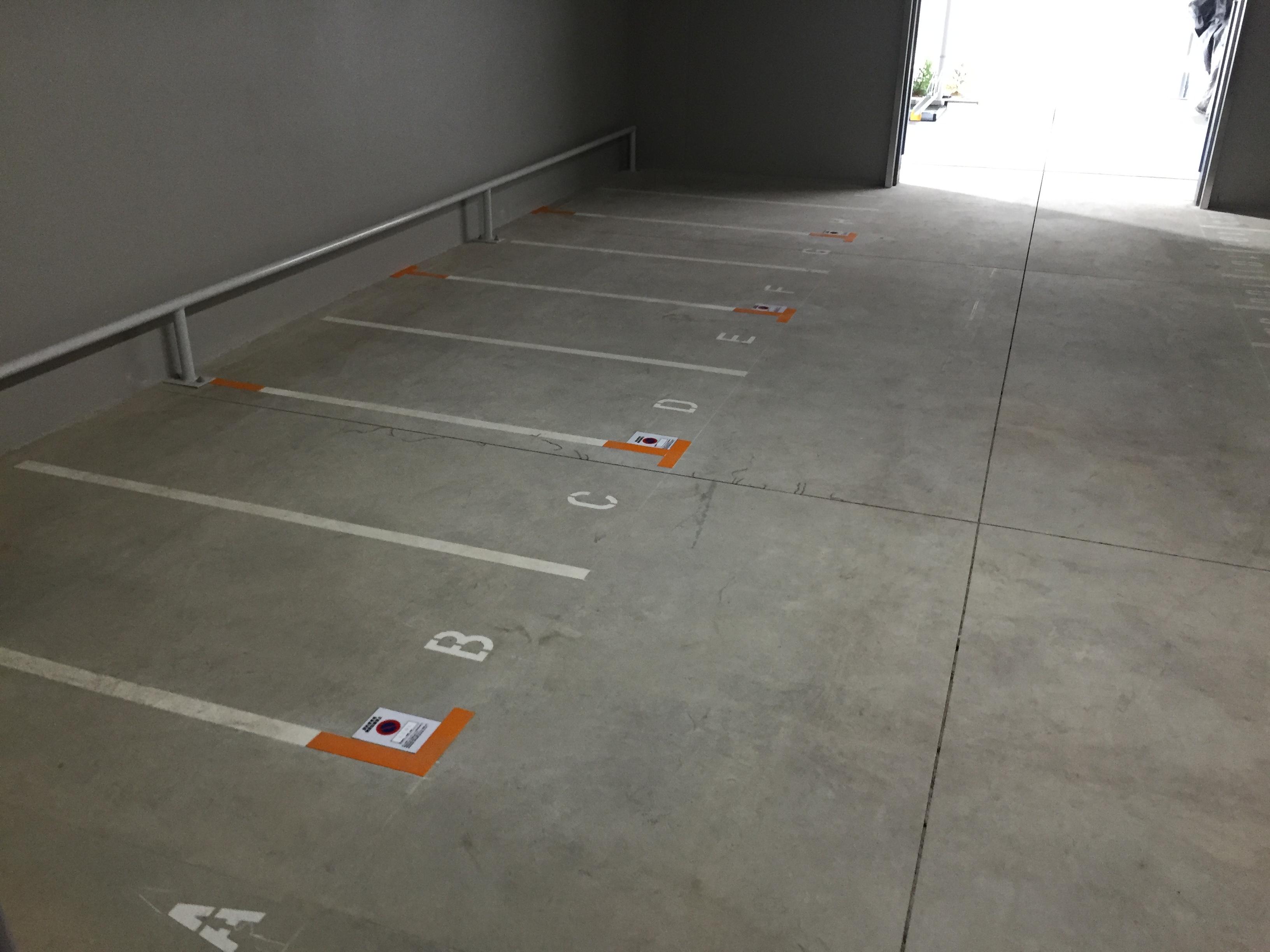 月極駐車場 コンフォリア心斎橋EASTの写真1