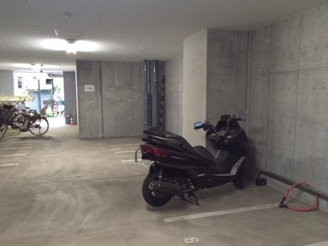 月極駐車場 エスティメゾン錦糸町Ⅱの写真1