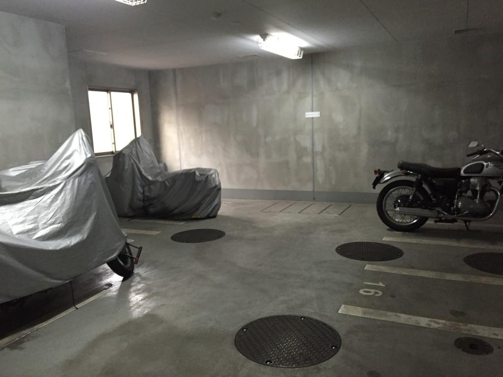 月極駐車場 エスティメゾン押上の写真1