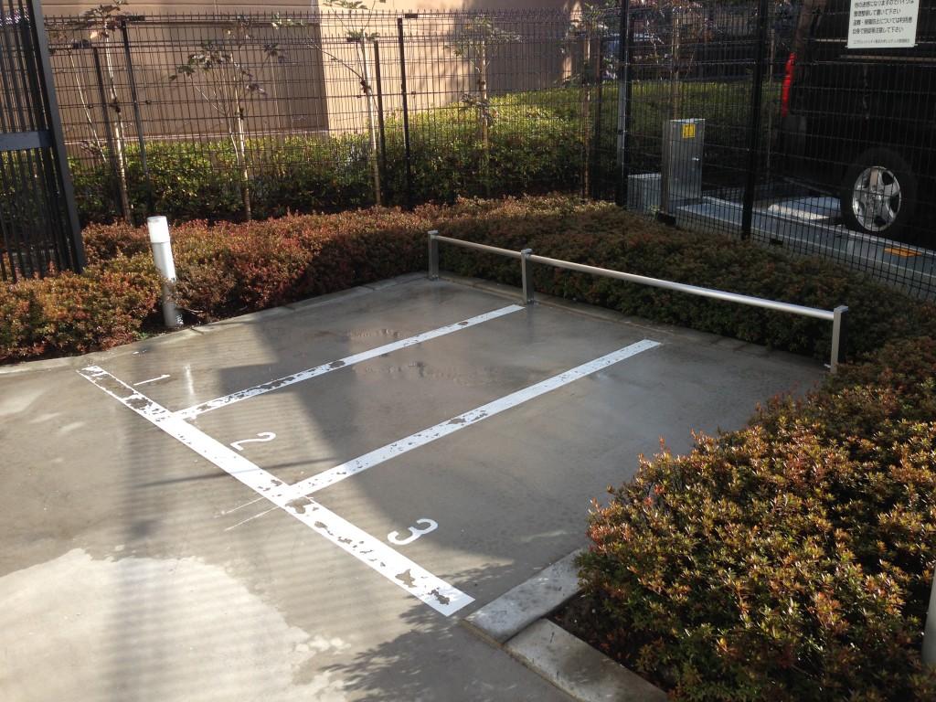月極駐車場 エクセレントシティ駒沢大学レジデンスの写真1
