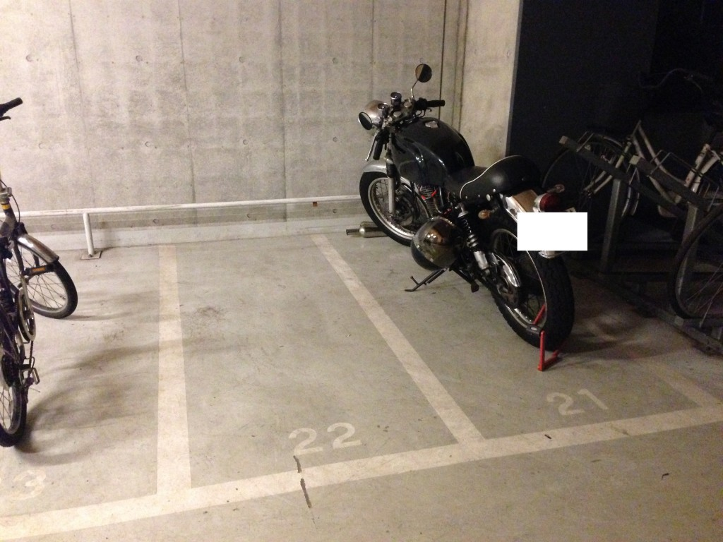 月極駐車場 フォルティス水天宮前