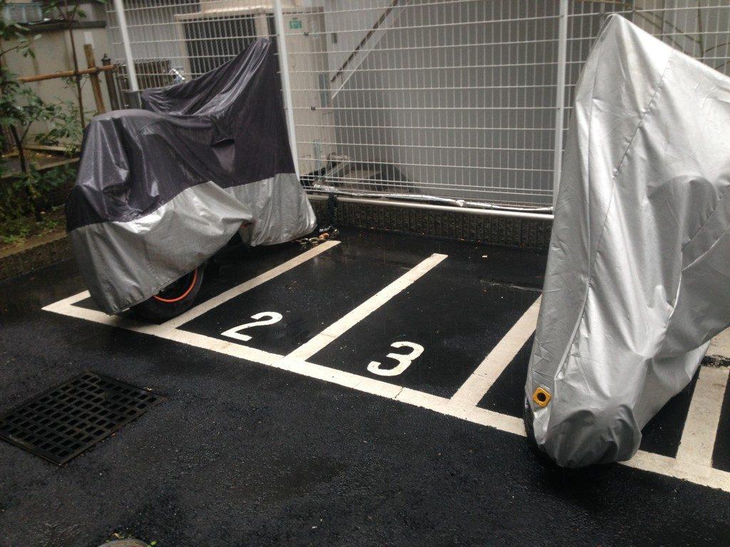 月極駐車場 FREESIA TERRACEの写真1