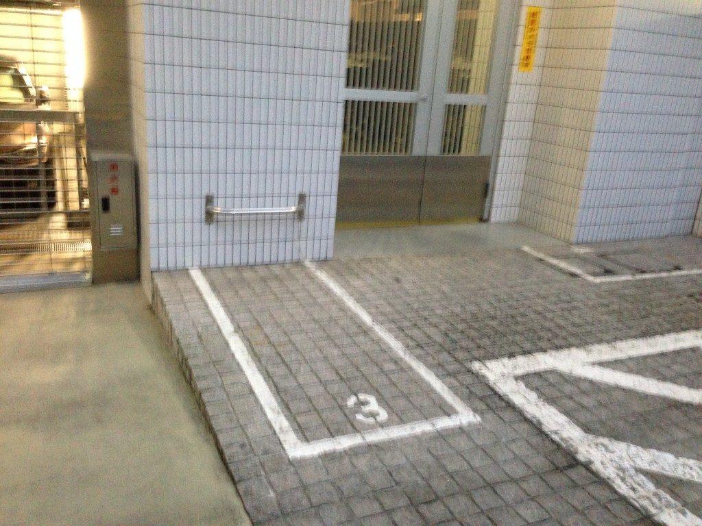 月極駐車場 ガーラプレイス新宿御苑の写真1