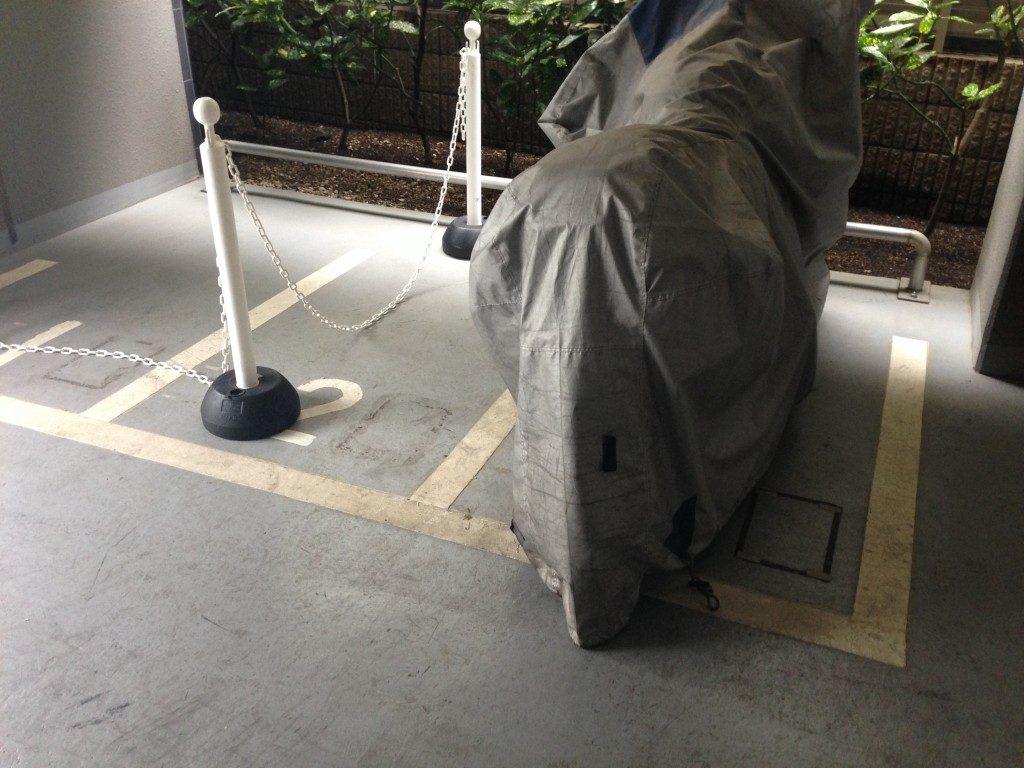 月極駐車場 グランカーサ新小岩の写真1