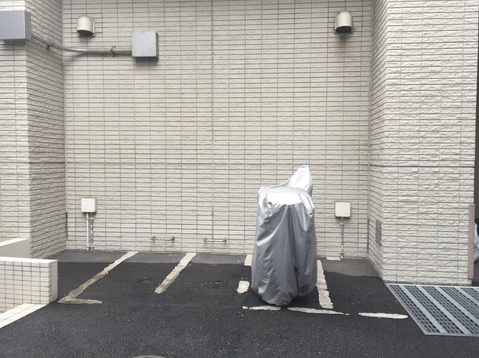 月極駐車場 ホライズンプレイス赤坂の写真1