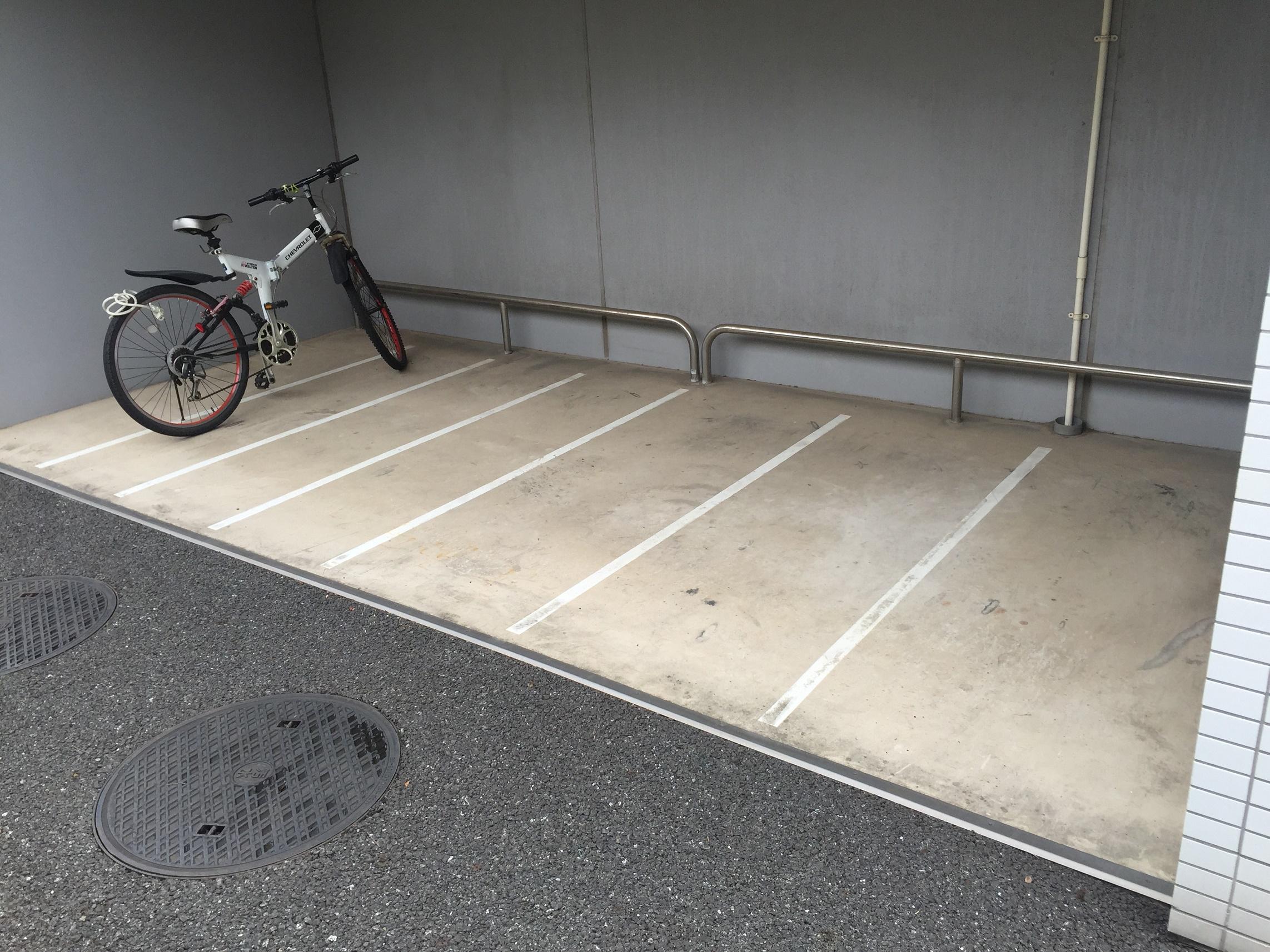 月極駐車場 KDXレジデンス上石神井の写真1