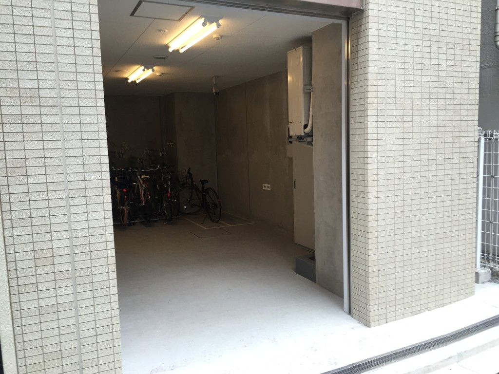 月極駐車場 KDXレジデンス神田の写真1