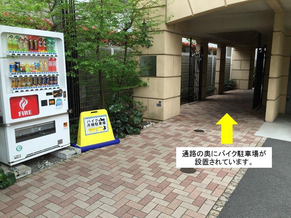 月極駐車場 KDXレジデンス錦糸町の写真1