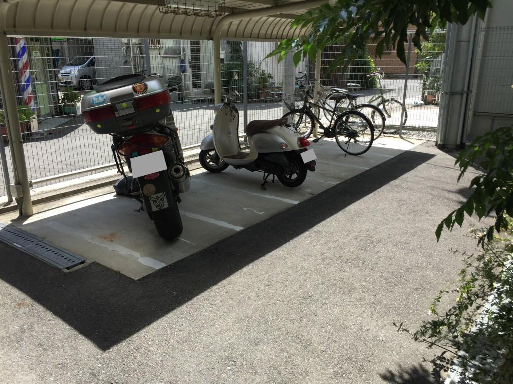 月極駐車場 KDXレジデンス守口の写真1