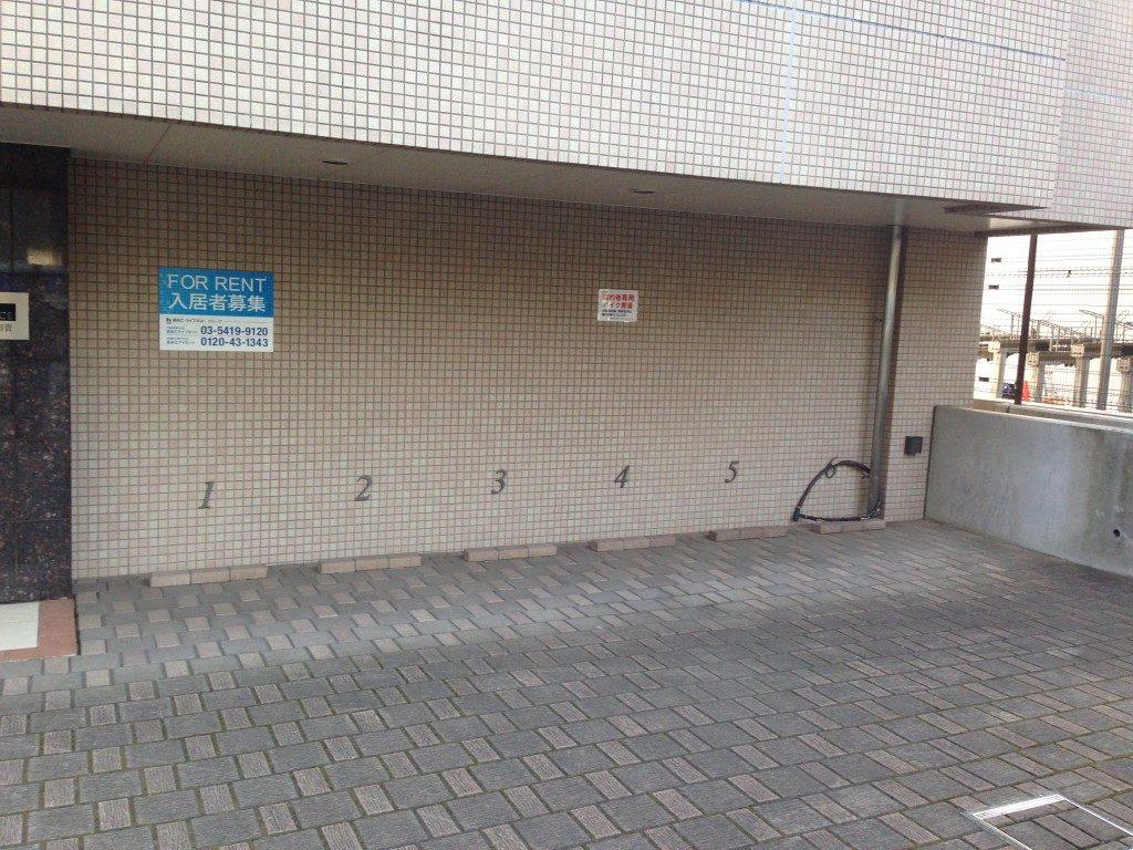 月極駐車場 KDXレジデンス用賀の写真1