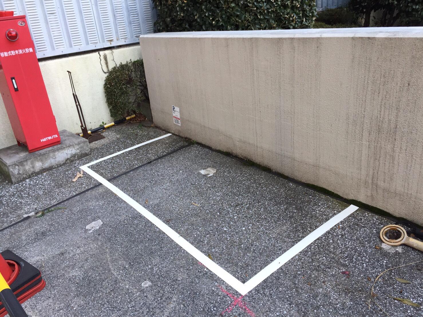月極駐車場 MFPR渋谷南平台ビルの写真1
