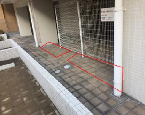 月極駐車場 パークフラッツ新大阪の写真1
