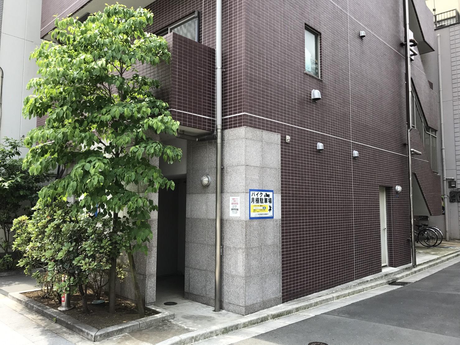 月極駐車場 プレステージ錦糸町の写真1
