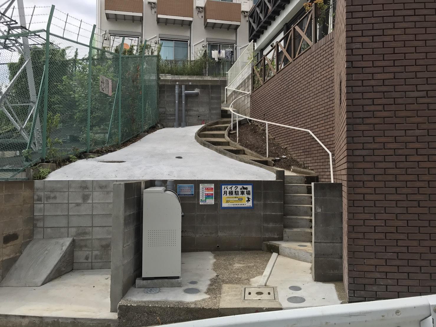 月極駐車場 サニーヒル宮崎台の写真1