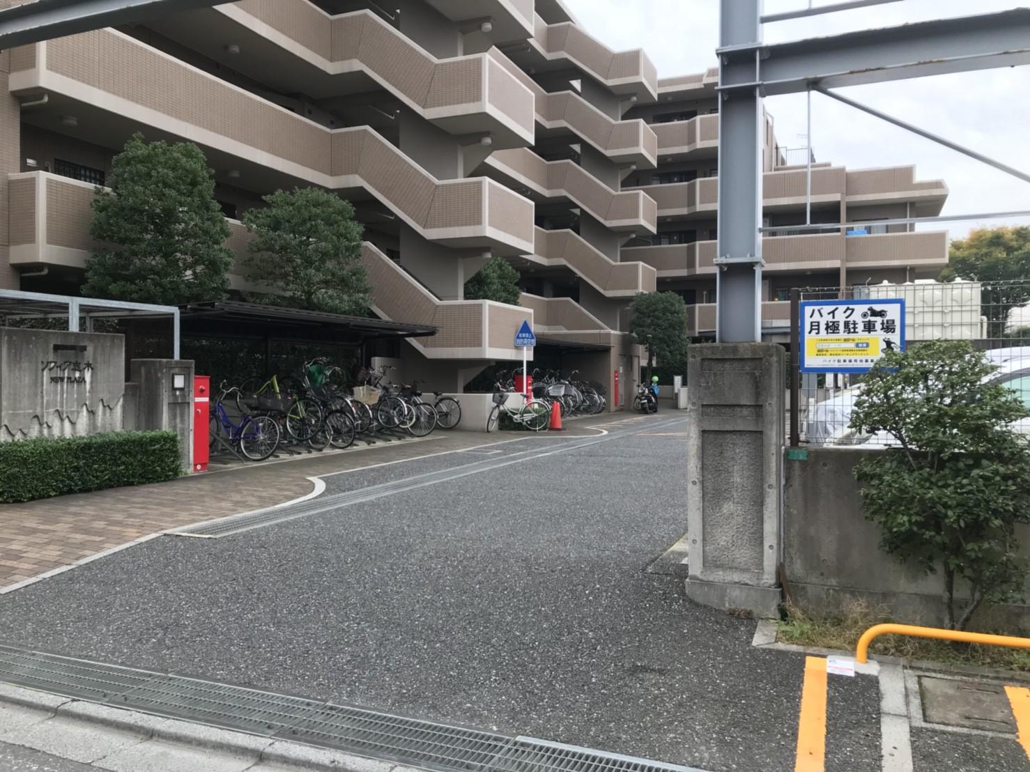 月極駐車場 ソフィア志木ニュープラザの写真1
