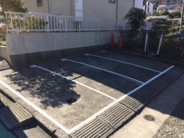 月極駐車場 横浜市磯子区杉田6丁目の写真1