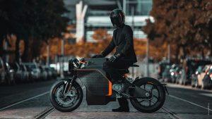 電動バイク オシャレ