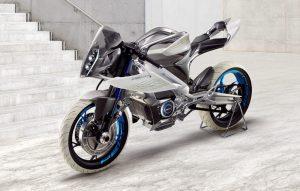 電動 スーパースポーツバイク