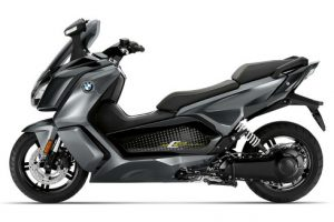 大型二輪 電動バイク