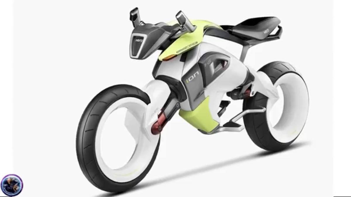 パークDO 未来のバイク