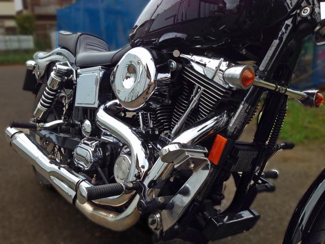 バイクのカスタム
